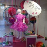 Hatshoe Alkmaar Roze week thema