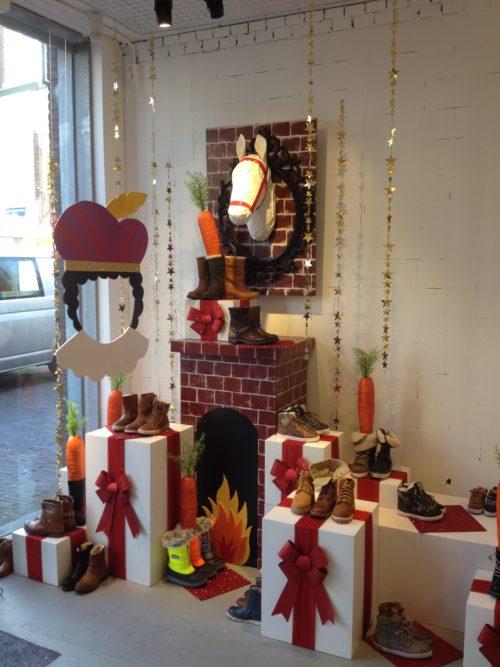 Portfolio Sinterklaas zij foto