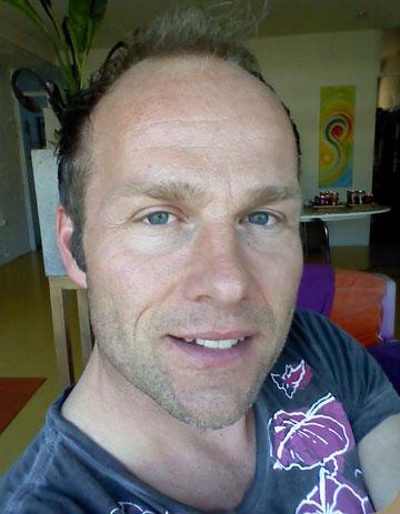 Richard Hooijschuur zij foto