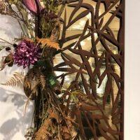 Bloemen en planten etaleur