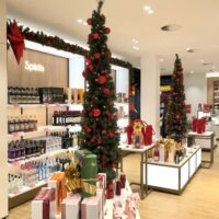 kerstbomen styling