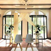 Bruiloft decoratie Rich Art Design