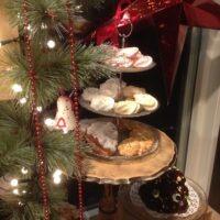 Etaleur Bakkerij kerst