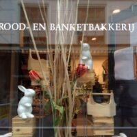 Brood en banketbakkerij Portfolio etalage