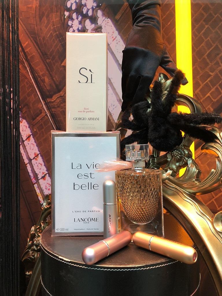 Portfolio Parfumerie zij foto